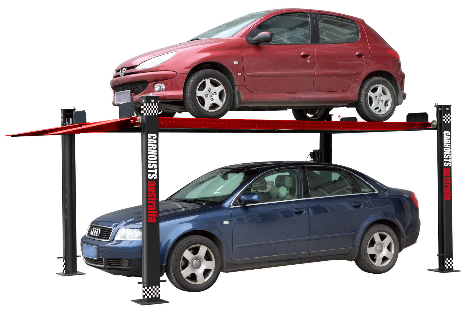 Four Post Car Hoist for Sale